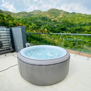 Mspa B140 Elegance Inflatable Hot Tub Spa 6