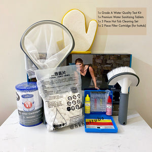Intermediate Hot Tub Maintenance Kit