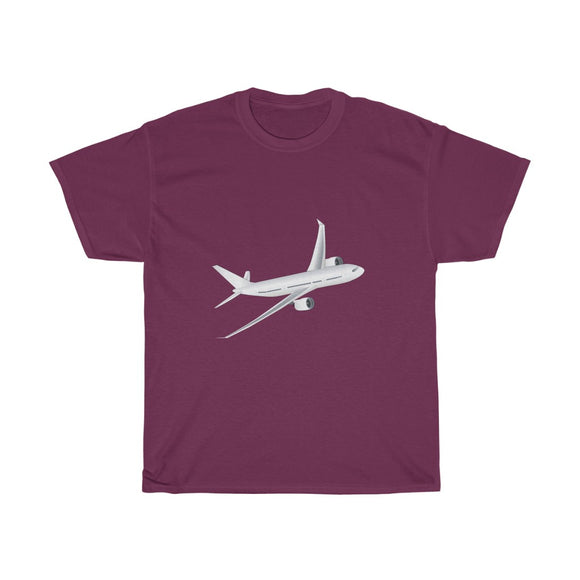 Airplane Manuever - Unisex Heavy Cotton Tee