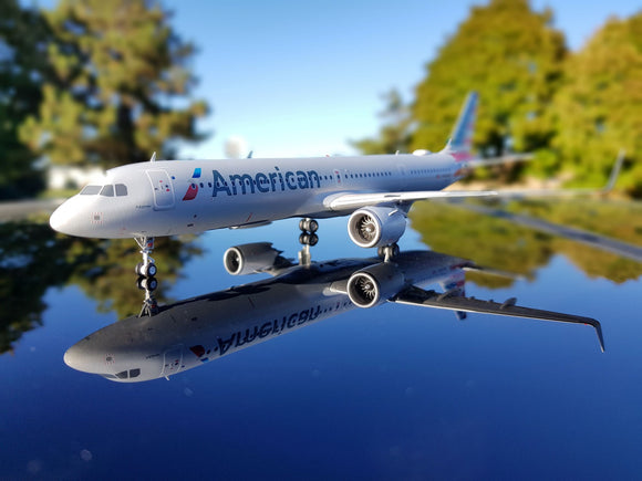 American A321neo -- 1:200 by Gemini Jets