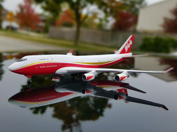 Boeing 747-400 SuperTanker -- 1:500 by Herpa