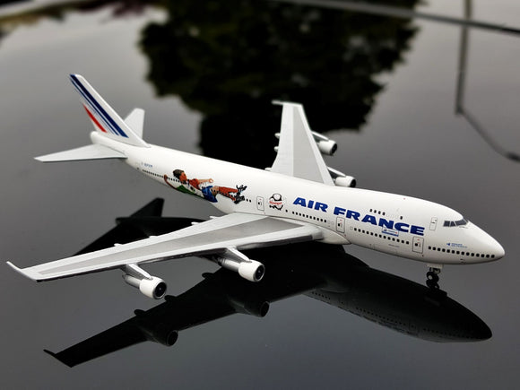 Air France Boeing 747 -- 1:500 by Herpa - craft747