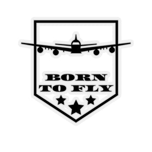 Born to Fly (black)