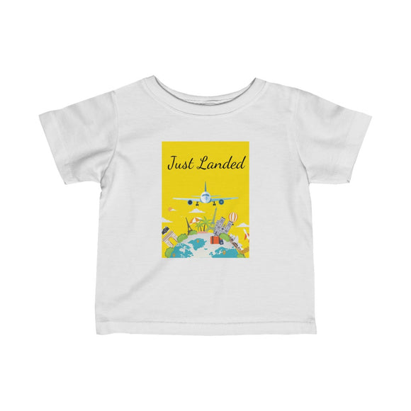 Infant Fine Jersey Tee - craft747