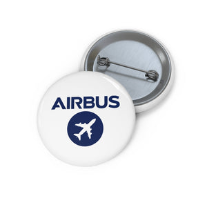 AIRBUS Pin Button