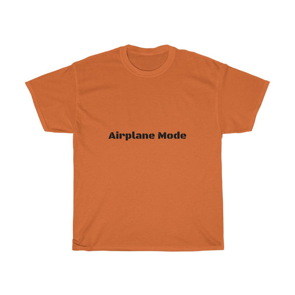 Airplane Mode - Unisex Heavy Cotton Tee
