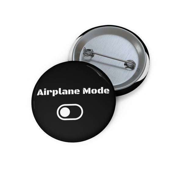 Airplane Mode Pin Button