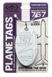 Air Canada Boeing 767 'GIMLI GLIDER' Planetags - Tail# 604 - craft747