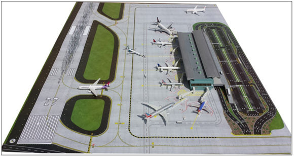 Airport Mat -- 1:400 by Gemini Jets