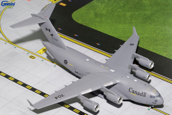 Canada Air Force C-17 Globemaster -- 1:200 by Gemini Jets