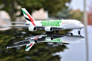 "Emirates Airbus A380 ""Expo 2020 Sustainability Livery"" -- 1:500 by Herpa - craft747"