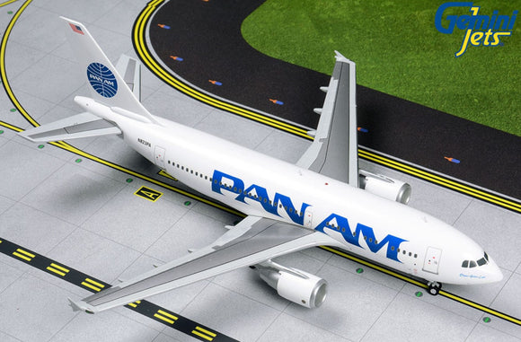 Pan Am Airbus A310-300 -- 1:200 by Gemini Jets
