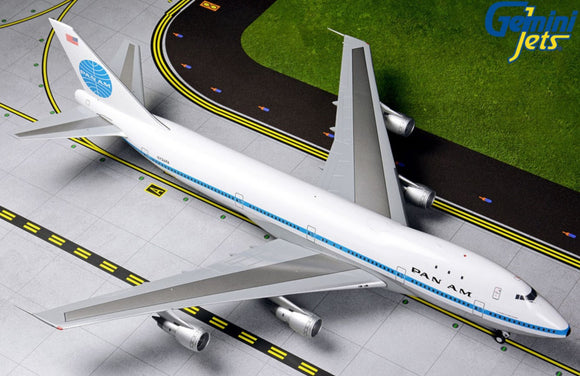 Pan Am Boeing 747-100 -- 1:200 by Gemini Jets