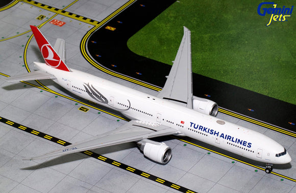 Turkish Airlines Boeing 777-300ER -- 1:200 by Gemini Jets