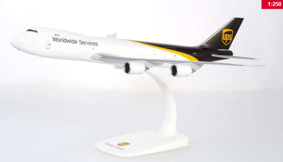 UPS Boeing 747-8F -- 1:250 by Herpa - craft747