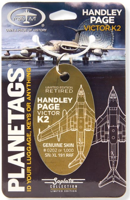 Handley Page Victor K2 - Serial #XL 191 RAF - craft747