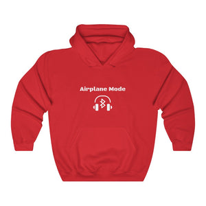 Airplane Mode - Unisex Heavy Blend™ Hooded Sweatshirt