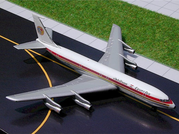 Egypt Air Boeing 707-366C -- 1:400 by Gemini Jets