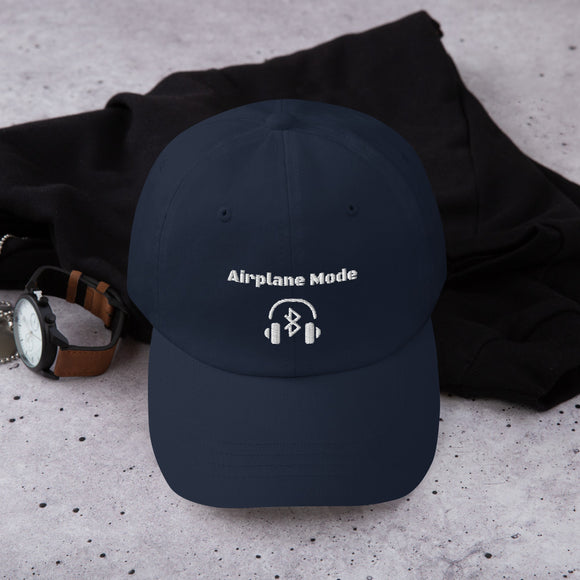 Airplane Mode - Dad Hat