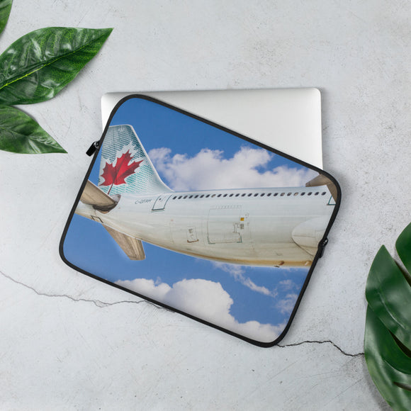 Air Canada Laptop Sleeve