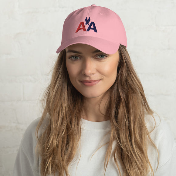 American Airlines Dad Hat