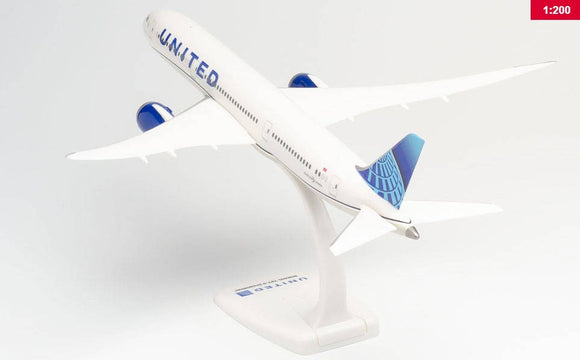 United Airlines Boeing 787-9 Dreamliner