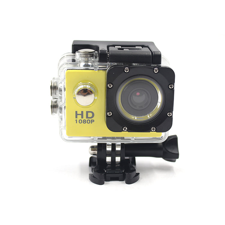 4K HD Sports Action Camera w/o Wifi Black (BS-24)