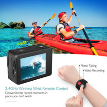 Load image into Gallery viewer, 4K 60FPS Wifi Sports Action Camera (BS-18)