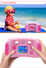 Load image into Gallery viewer, 1.77 Inch TFT Display Screen Girls/Boys Game & Video Camera