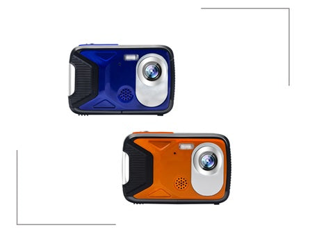 2.0 Inch TFT Display Screen Waterproof Digital Camera for Smart Kids (BS-16)