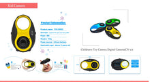 Load image into Gallery viewer, 1.5 Inch TFT Display Screen Children's Toy Digital Camera