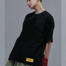 Load image into Gallery viewer, Creativity Graphic Boyfriend Tee Drop Shoulder Tee Oversize
