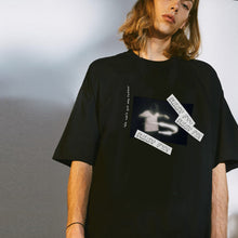 Load image into Gallery viewer, Graphic Boyfriend Tee Drop Shoulder Tee Oversize