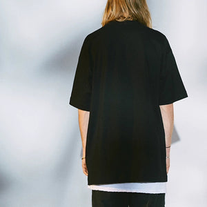 Graphic Boyfriend Tee Drop Shoulder Tee Oversize