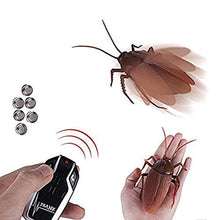 Load image into Gallery viewer, Remote Control Cockroach Toy