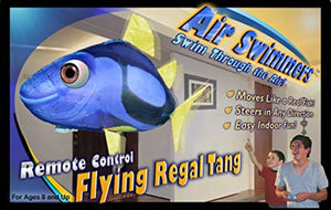 Air Swimmers Remote Control Flying