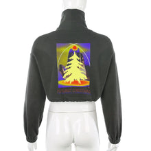 Load image into Gallery viewer, Sexy Long Sleeve fleeces tops