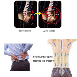 【50% OFF】--Pro Decompression Back Belt Lumbar Spine Support