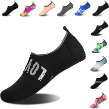 Load image into Gallery viewer, Mens Womens Water Shoes Barefoot Beach Pool Shoes Quick-Dry Aqua Yoga Socks for Surf Swim Water Sport