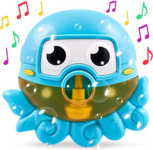 Load image into Gallery viewer, Crab Bubble Bath Maker for The Bathtub for Toddler Adult