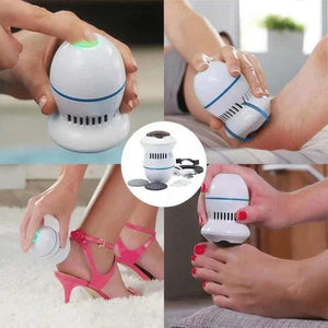 2020 Electric Pedicure Tools Foot Care Tool Pedicura Velvet Smooth Machine  Foot File Hard Skin Callus Remover