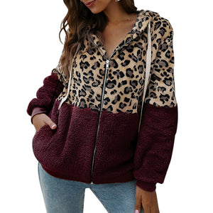 Puimentiua winter coat female top long sleeve hooded warm autumn jacket