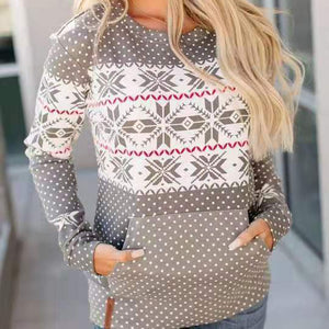 NEW Hot Sale Elegant Women Sweater Tops Coat Christmas Winter Fashion Casual Ladies Girls Warm Soft Brief Sweaters