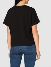 Load image into Gallery viewer, Women's Oversized Crew Neck T-Shirt