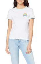 Load image into Gallery viewer, Wrangler Women's Ringer Tee T-Shirt