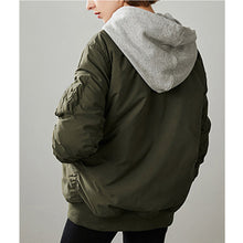 Load image into Gallery viewer, winter jacket  plus size woman parkas