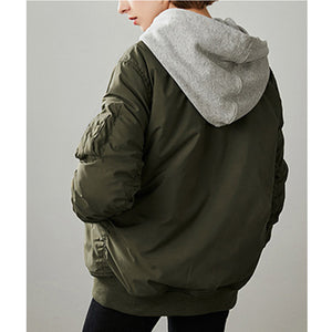winter jacket  plus size woman parkas
