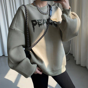 Fashion Long Sleeves Shirt Top