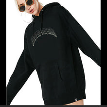 Load image into Gallery viewer, Women's fashion Black Long Sleeve Shirt Tops