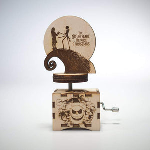 The Nightmare Before Christmas Music Box - This is Halloween